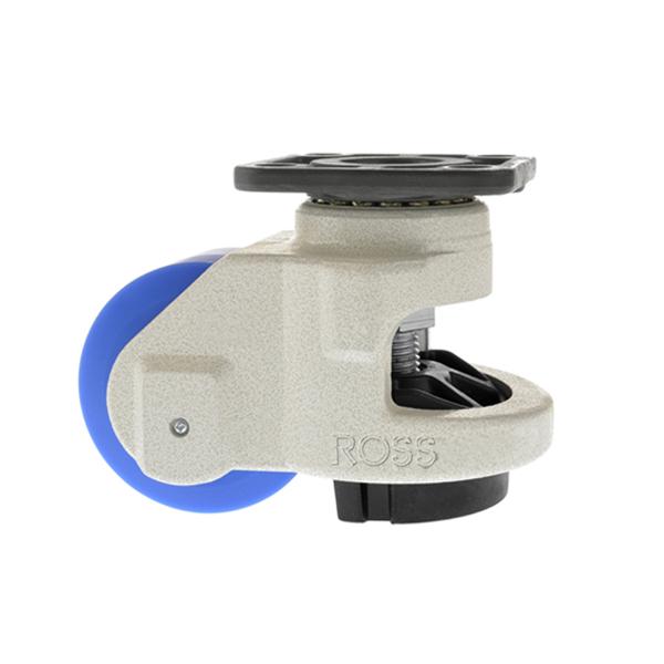 Heavy Duty Footmaster Castor & Levelling Castor RHD Series