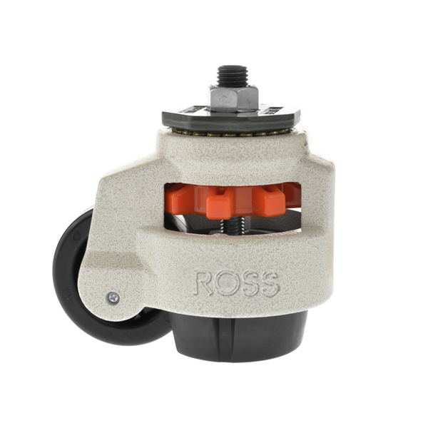 RHD Series Medium Duty Footmaster Caster