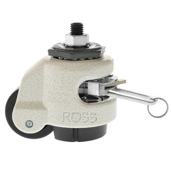Footmaster Castor & Levelling Castor RHD Series