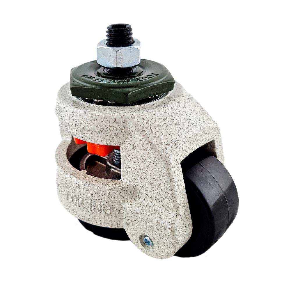 Heavy Duty Footmaster Levelling Castor Stem Fitting RHD Series