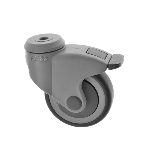 GS Series Casters Bolt Hole Fitting