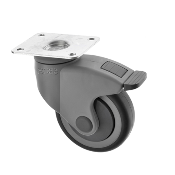 GS Series Casters Plate Fitting