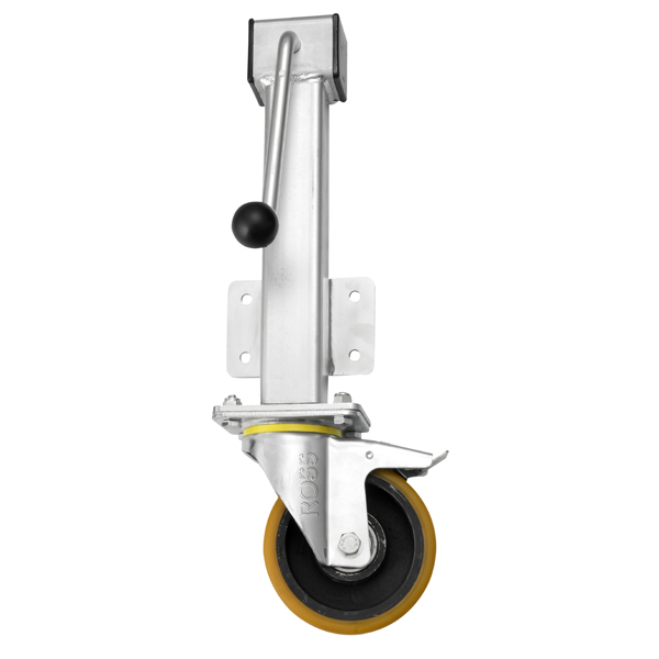 RH Series Heavy Duty Jacking Casters Polyurethane Wheel