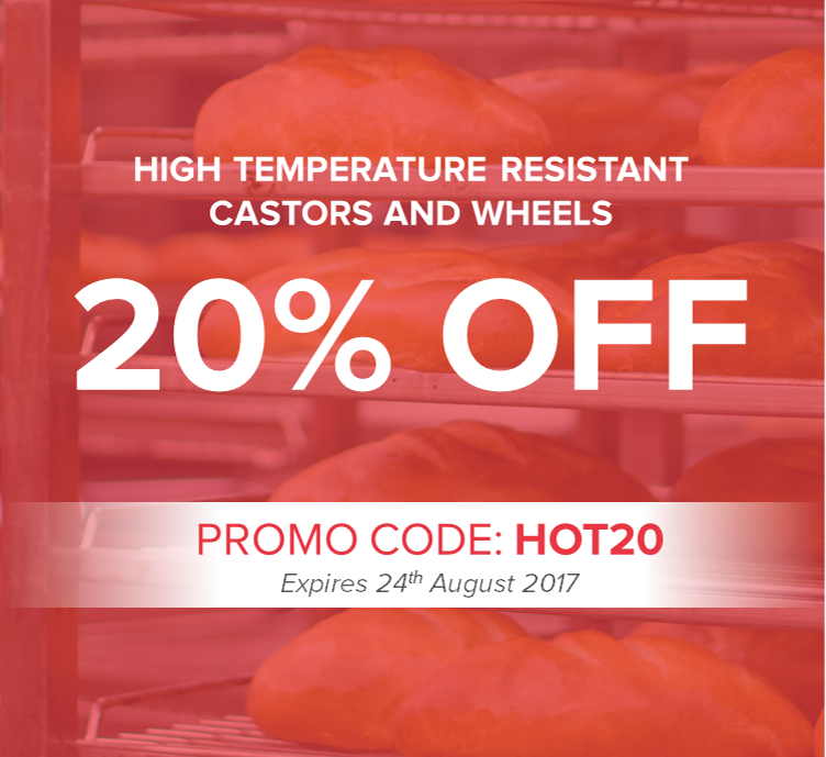 Temperature Resistant Wheels
