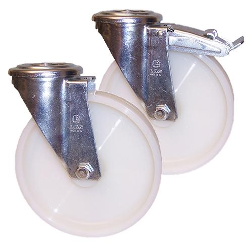 LAG Bolt Hole M22 Series Castors