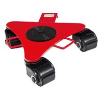 Machine Moving Skates and Rotating Dollies