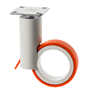 Modern and Contemporary Design Castors
