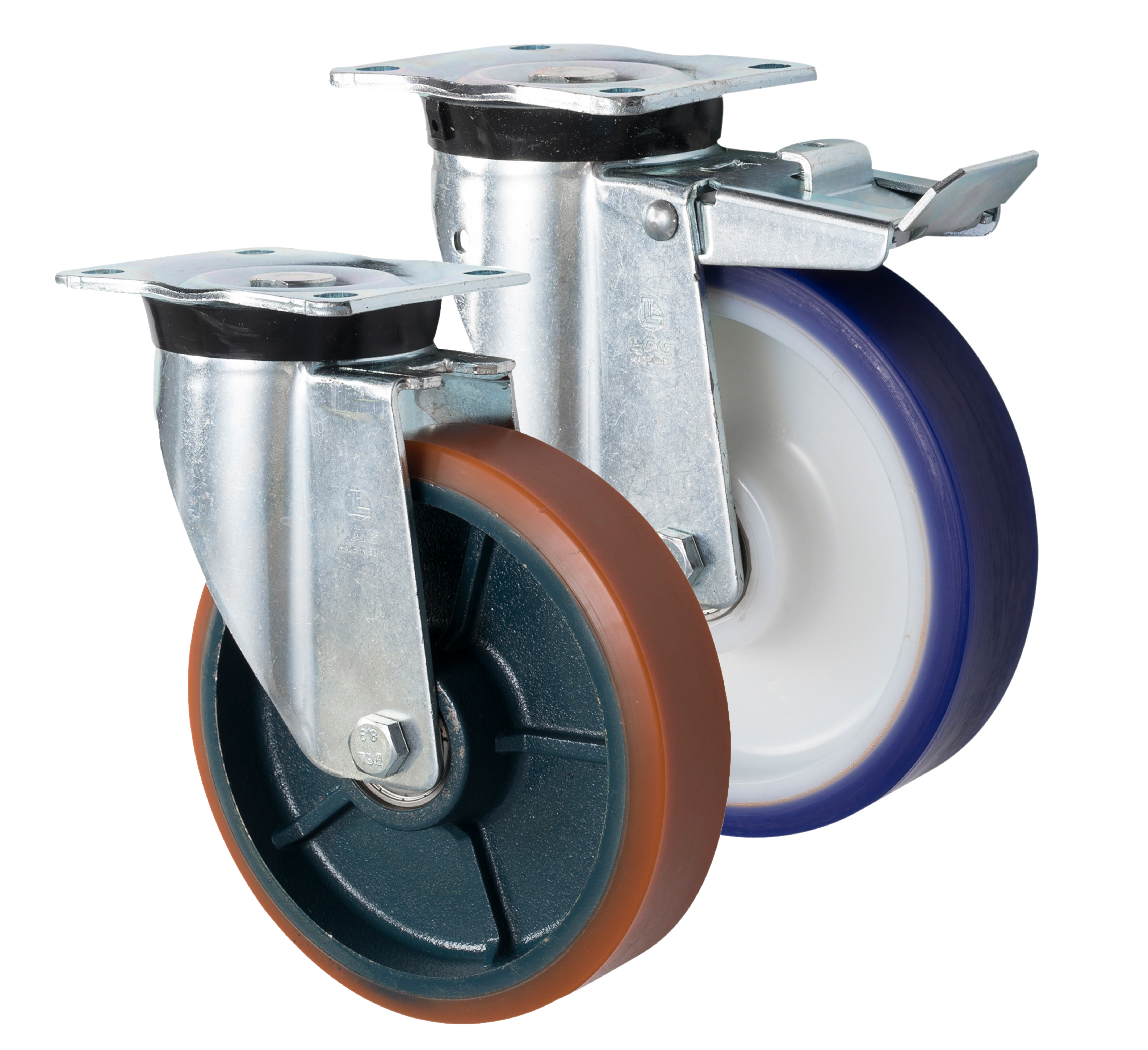 LAG Heavy Duty Castors P60 Series