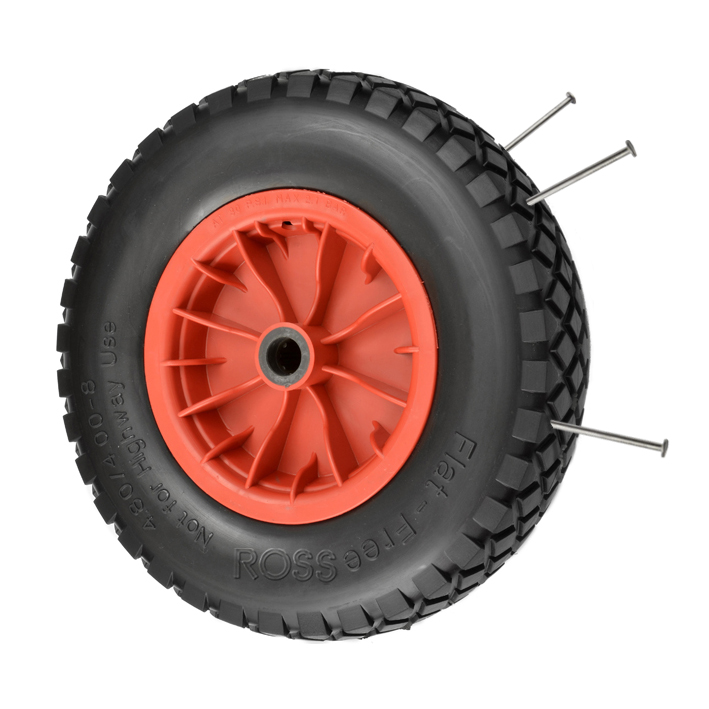 Puncture Proof Pneumatic Wheelbarrow Wheels