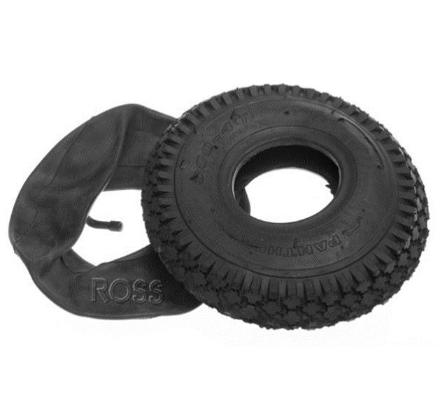 Pneumatic Wheel Inner Tube & Tyre