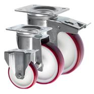 Polyurethane Castors 3360 Series