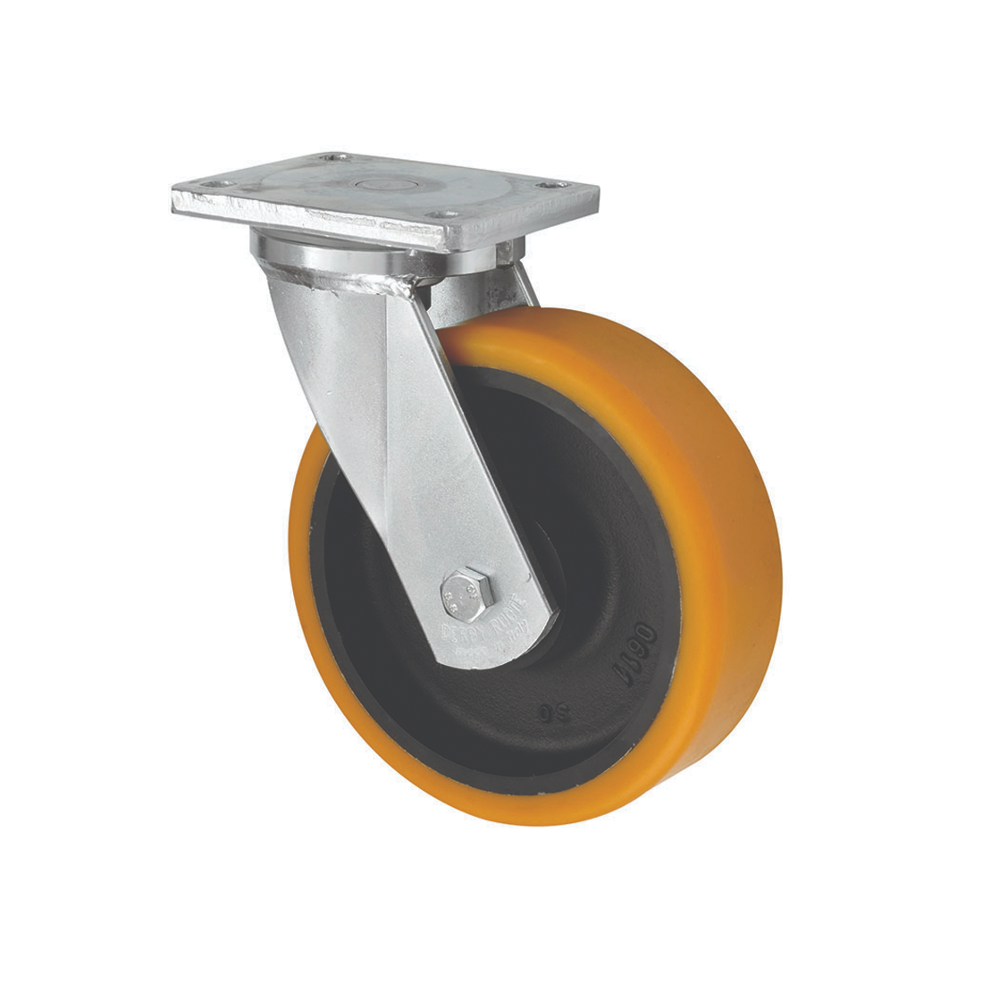 Polyurethane Fabricated Castors 6000 Series