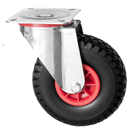 Puncture Proof Pneumatic Castors