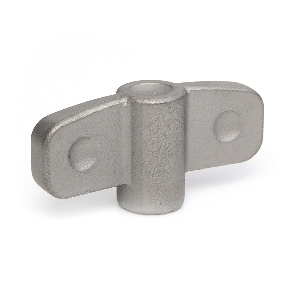 Through-Thread T-Grips and Wing Knobs