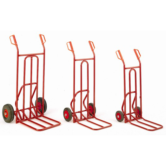 Sack Truck with Folding Toe