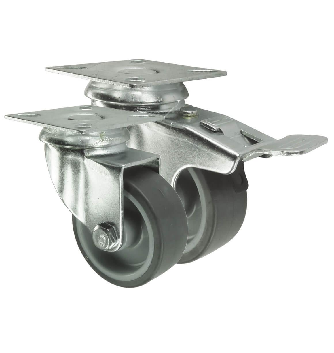 Small Castors Rubber Wheel FS Series Furniture