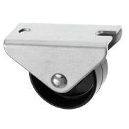 Small Fixed Castors Plastic Wheel PP Series