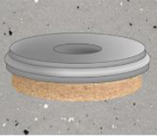 Syno Inserts for Hospitality-Type Flooring