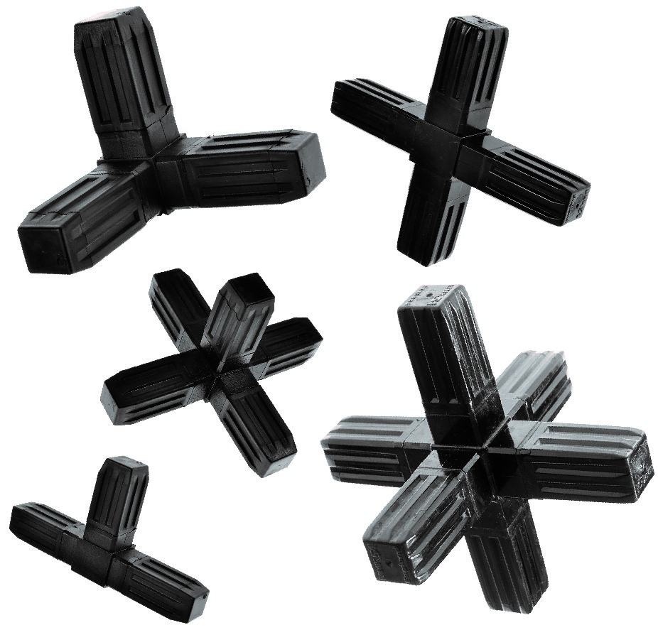 Square Tube Connectors