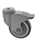Synthetic Castors Bolt Hole Fitting GS Series