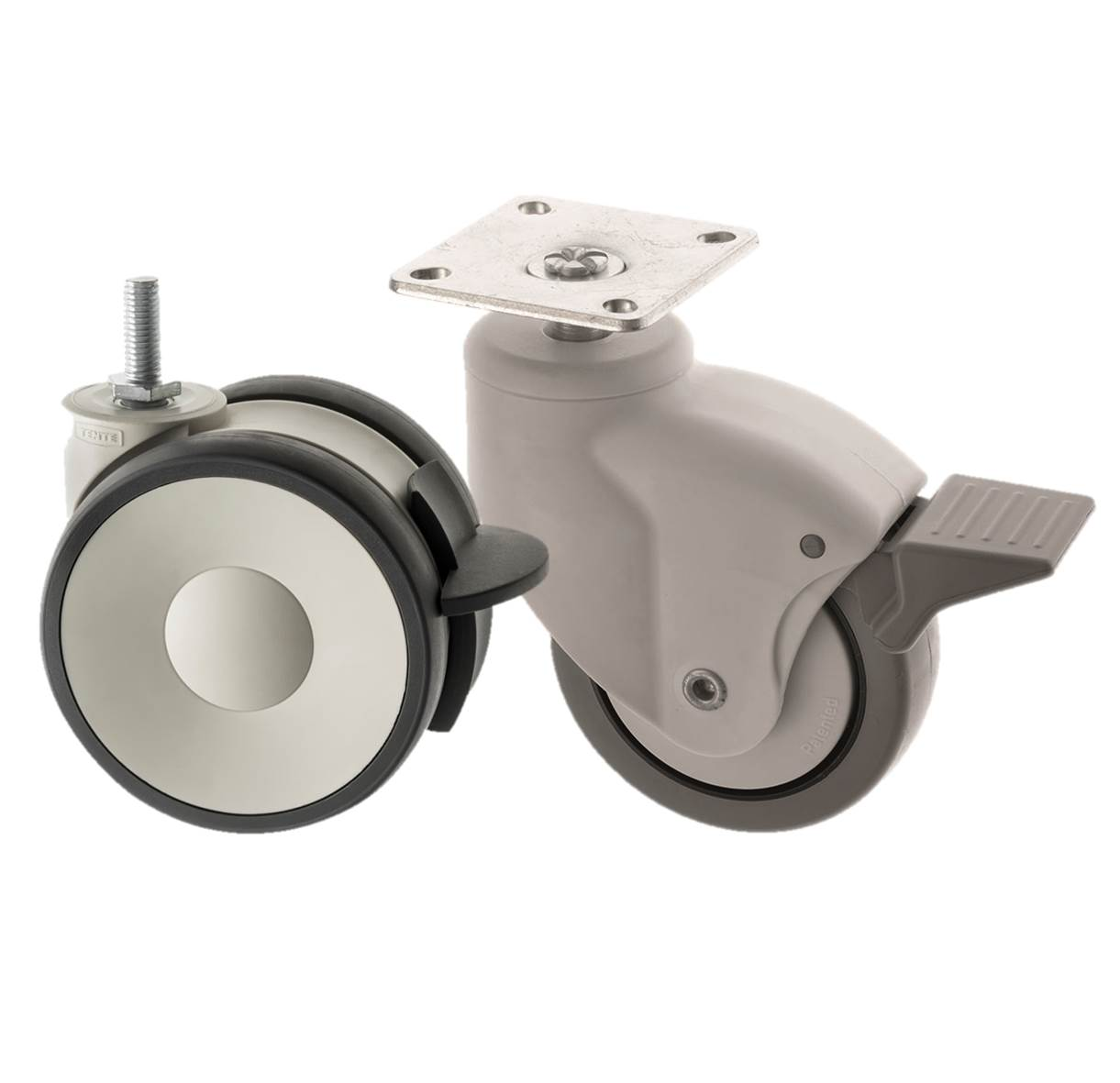 Medical Equipment Castors