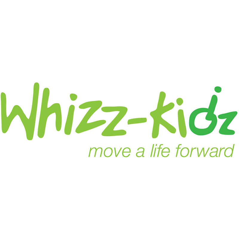 Proud Charity Partnership with Whizz-Kidz