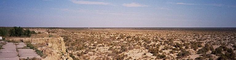 Aralkum Desert