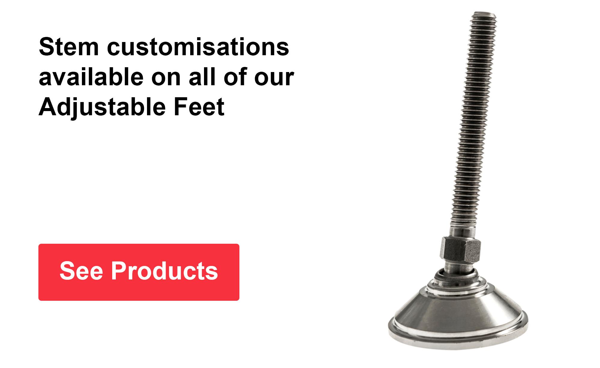 Adjustable Feet Link
