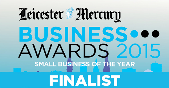 LMBA Finalist Badge Small Business of the Year