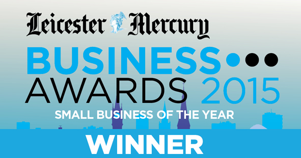 LMBA Winner Badge Small Business of the Year