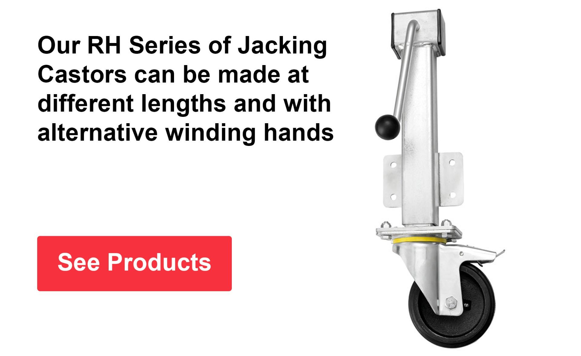 Made to Measure Jacking Castors Link